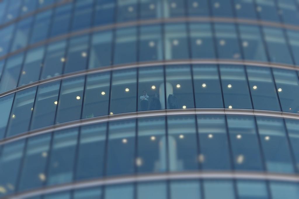 director comercial en rascacielos